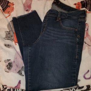 Torrid boyfriend jeans sz 16